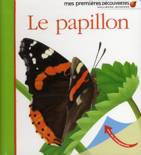 LE PAPILLON COLLECTIF GALLIMARD